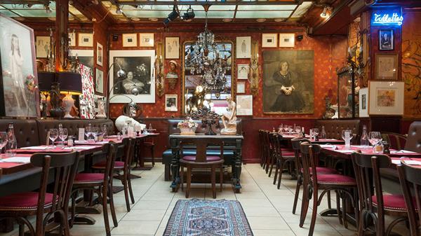 Lunch af Cafe du Palais