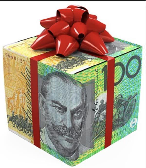 Gift Any Amount