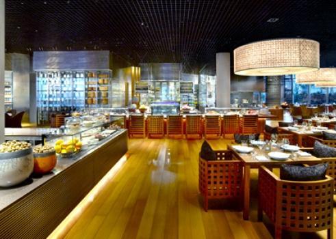 Dinner in Mezza9 Macau
