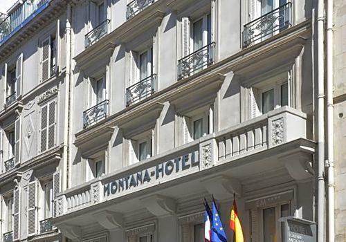 Louvre Montana Hotel