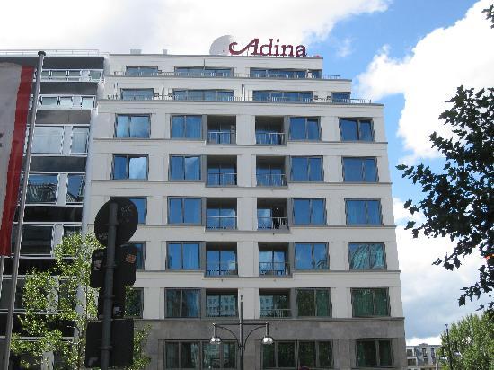 Adina Aparthotel Hackescher Markt