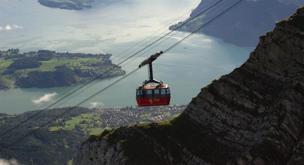 Panoramic Gondola ride to Mount Pilatus