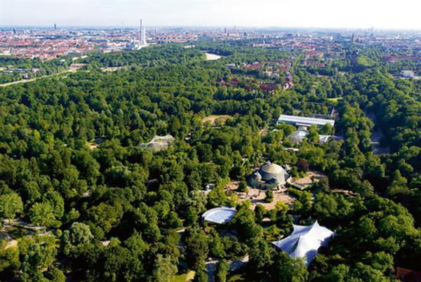 Munich Hellabrunn Zoo