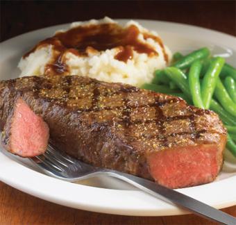 Romantic Steak Dinner in Miami