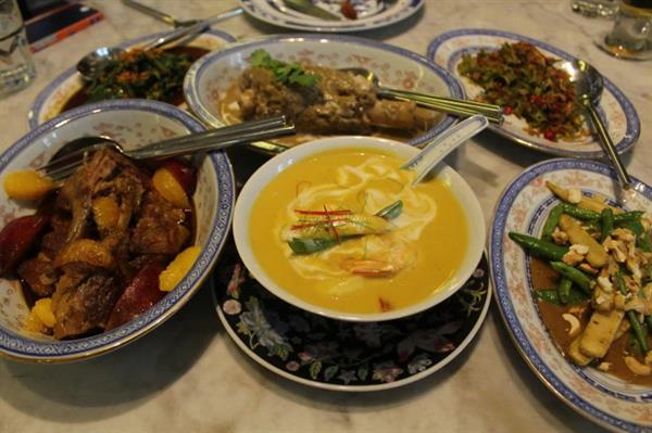 Dinner for 2 at Kebaya