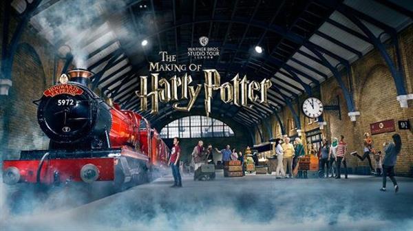 Harry Potter World! Warner Bro's studio tour