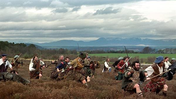 A tour of Culloden Battlefield