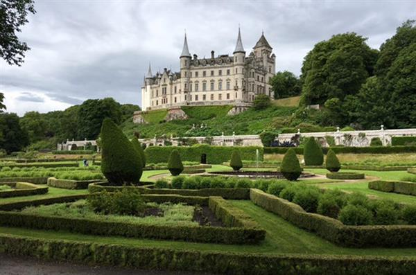 Dunrobin Castle and the Pictish Trail