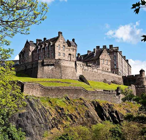 Edinburgh Castle walking tour