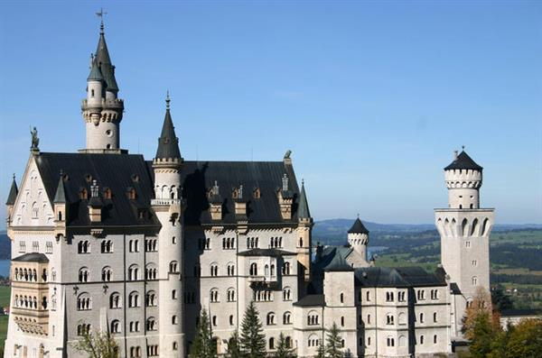 Neuschwanstein Castle Small-group Day Tour