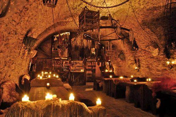 5-Course Medieval Dining Experience