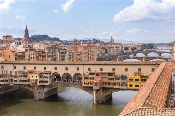 Best of Florence Walking Tour with Skip-the-Line to David and Uffizi Gallery