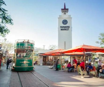A Culinary Adventure at the Original Farmers' Market at the Grove