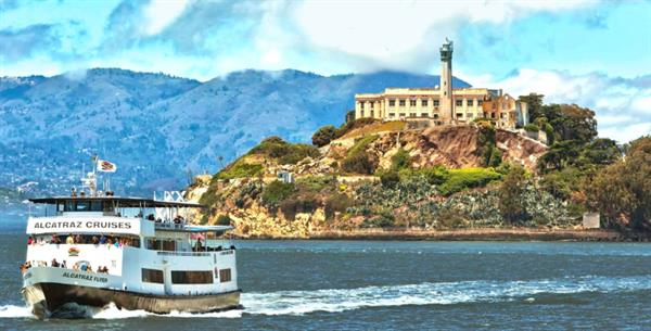 Tickets to the Alcatraz Night Tour