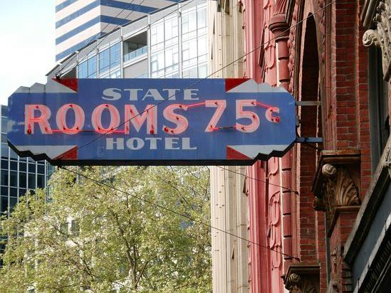 Three Nights Accommodation at the State Hotel