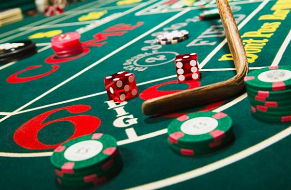 Try our Luck at a Casino Table Game