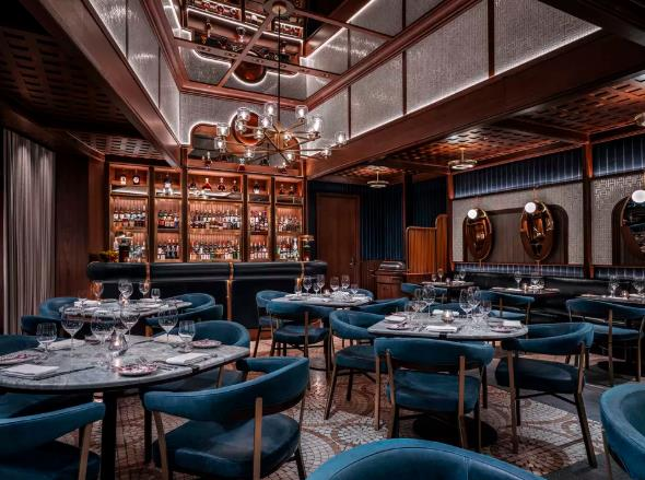 Dinner at one of Las Vegas' Chicest Restaurants