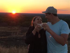The Hayfever Fund - Honeymoon registry Uganda