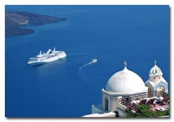 Ferry tickets to the Greek Islands