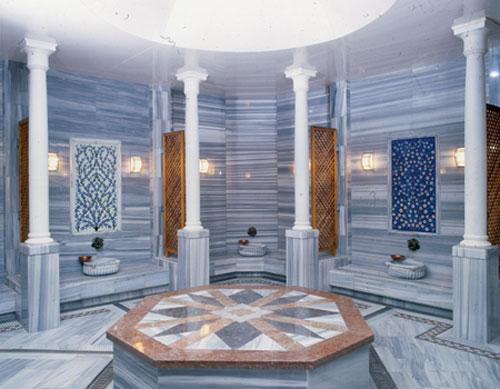 Blow off some steam in a hamam for 1 person