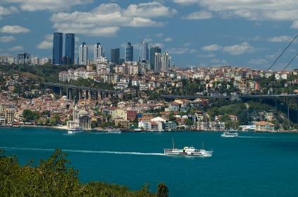 Contribution to flights to mystical Istanbul