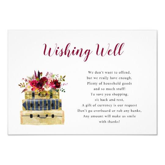 Wishing Well Gift