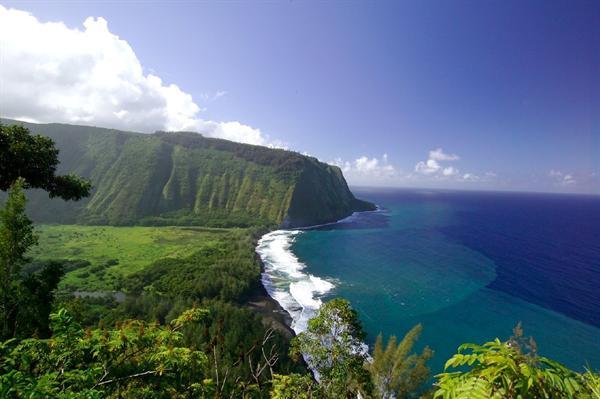 Flight from Honolulu to Maui