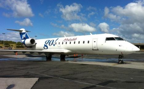 Flight from Big Island to Honolulu