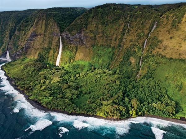 Flight from Maui to Big Island
