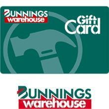 Bunnings Giftcards