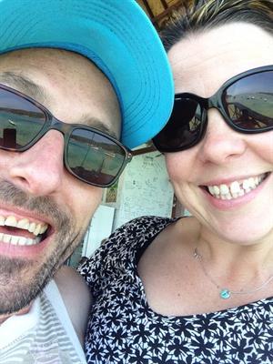 Jane & John's week in paradise. - Honeymoon registry Vanuatu