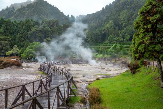 Jeep Tour to Parish of Furnas with Lunch & Tea Tasting - Full Day Adventure