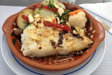Lunch at Sardinha (Manny Cigano's) - Ponta Delgada
