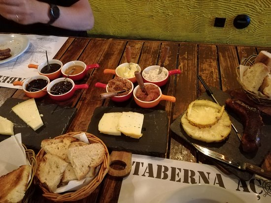 Lunch at Taberna Acor - Ponta Delgada