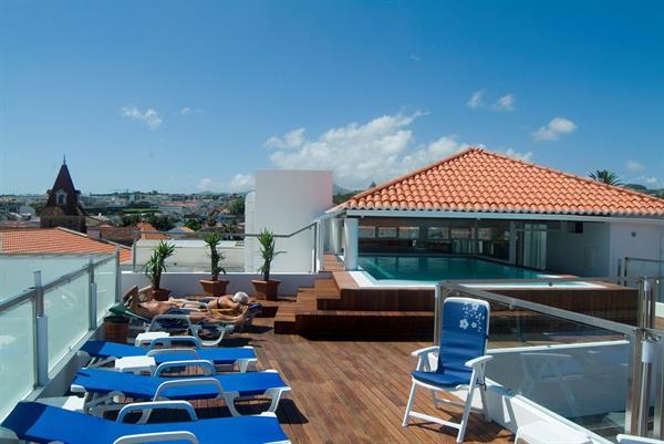 Accommodations at Hotel Talisman - Sao Miguel Island