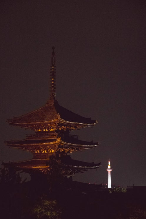 A Gion Local's Walk by Night