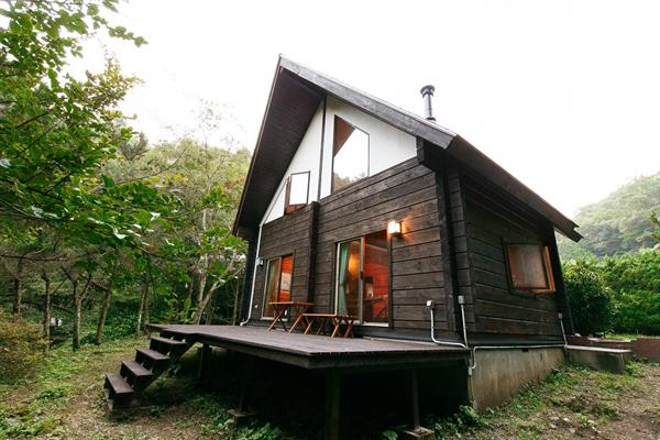 2 night stay in a forest cabin