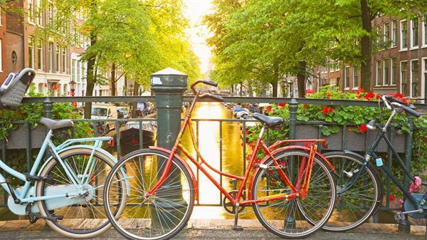 Bike hire in Amsterdam
