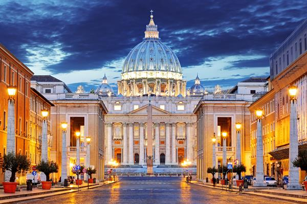 Skip the line to the Vatican