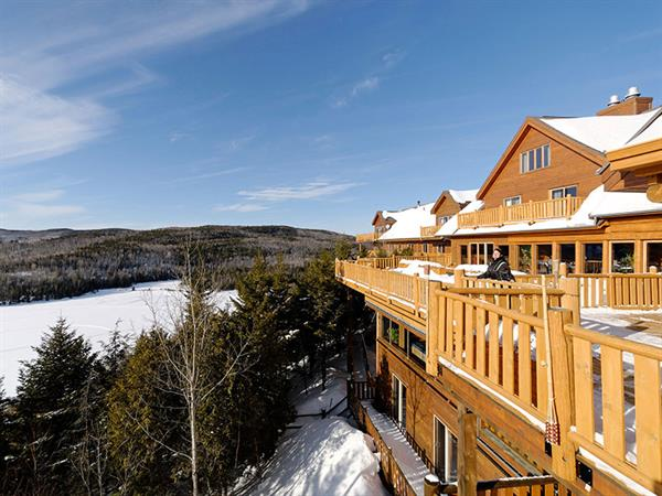 5 nights lodge accommodation