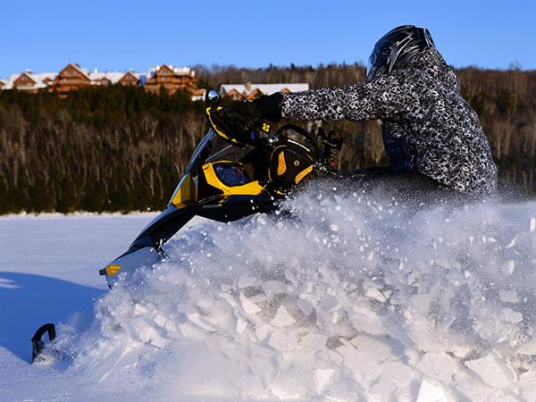 2 hour snow mobile hire