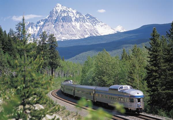 Student scenic rail pass