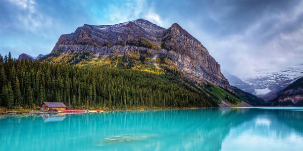 Touring Canada