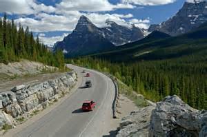 Tour to Jasper via Icefields Parkway