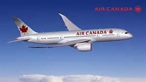 Air Canada return flights