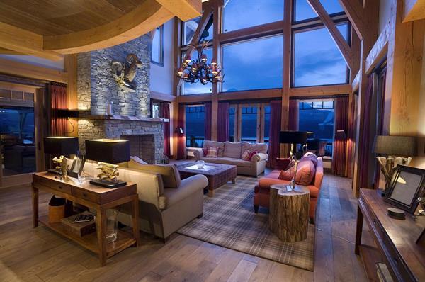 Ski lodge accommodation