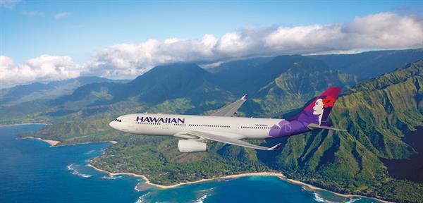 Return flights to Hawaii