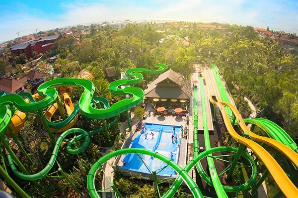 Waterbom Bali - Waterpark