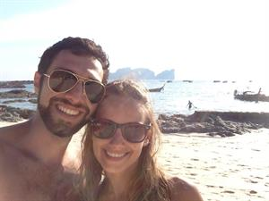 Juliana & Alejandro - Honeymoon registry Thailand
