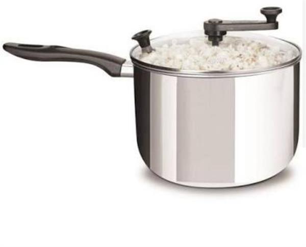 Popcorn machine / Pipoqueira / Maquina de popcorn